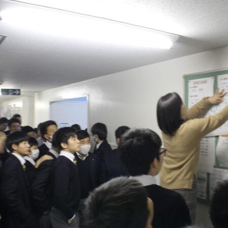 漢字検定の合格発表がありました。